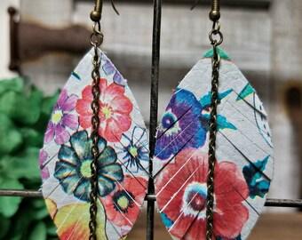 Floral Fringe