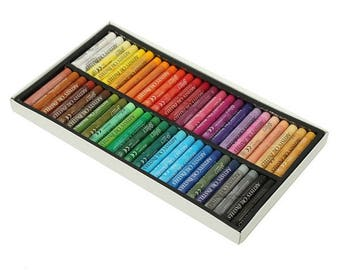 Pencil Crayons, 50 Colors Crayon Non-toxic Oil Pastels Drawing Pens Artists Mechanical Drawing Paint
