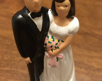 Wedding Couple Wedding Cake Topper