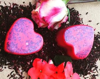 Cupids kiss spiritual bath melt.
