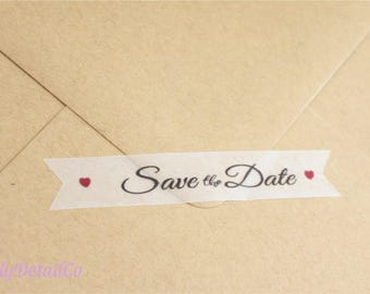 Envelope Seals  Save the Date Stickers Wedding Invitation Address LabelsFavor Stickers Save the Date Stickers Save the Date Labels