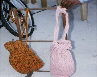 Crocheted Everyday Bags