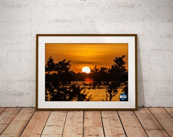 Sunset in Miami - landscape photography, sunset, nature photography, etc.