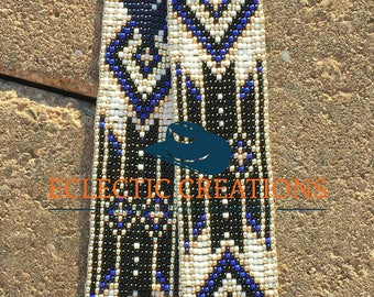 Beaded Hat Band or Custom Beadwork (Made to Order)