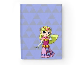 Princess Zelda Journal  Blank