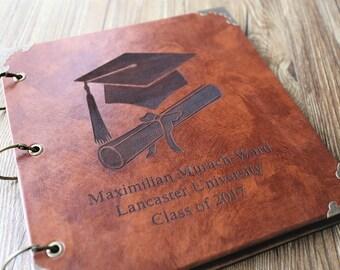 12x12 inches Graduation Photo Album /College Book/Gift for Grad/Scrapbook album