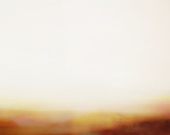 Abstract Minimalist Desert Landscape 09