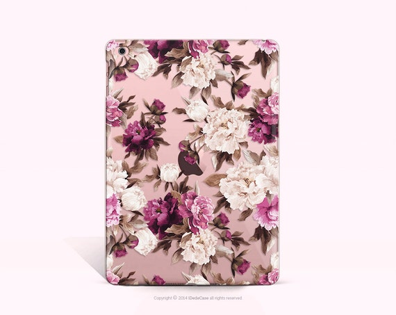iPad 4 Case Floral iPad mini 4 Case Rubber iPad Air 2 Case Floral Gold Rose iPhone Case Rubber iPad Mini 2 Case CLEAR iPad Mini 4 Case