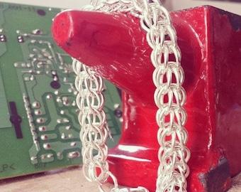 Chainmail full Persian bracelet
