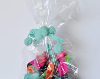 Grab Bag - surprise set of 12 Hair ties / headbands