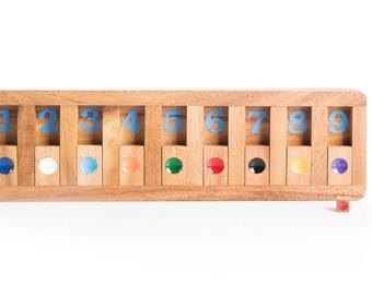 Shut The Box - Educational game