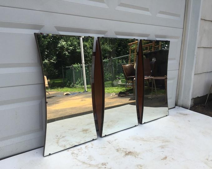 Mid-Century Mirror by Kent Coffey