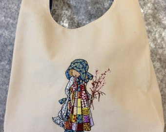 Patchwork Girl - Just About Anything Tote