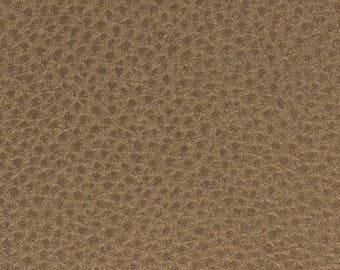 Fabric faux leather Bronze 25 cm x 69 cm