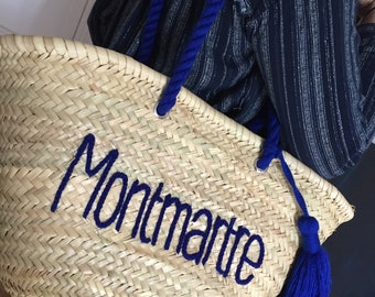 Basket Montmartre