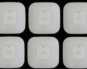 Lot of 10 Cisco Aironet LAP1142N-A-K9 1140 Series Wireless Access Point Units for Networking