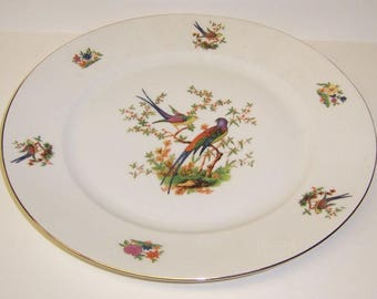 Bohemia China The EATON 9 7/8 Inch DINNER PLATE