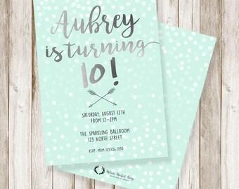 Simple invitations etsy stopboris Gallery