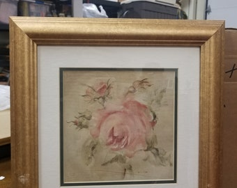 Blum pale pink rose picture