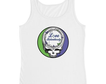 Twiddle/Grateful Dead Inspired Women's Steal your Love Tank