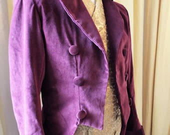 Regency tailcoat of the early 19th century