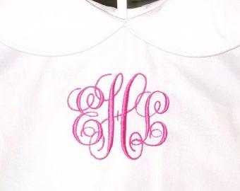 Monogram - Add to ANY garment - Custom