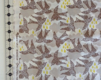 Sweet As Honey bird Fabric by the Yard-Art Gallery