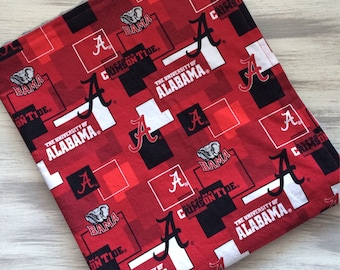 Alabama Roll Tide / Personalized Blanket / Crimson Tide Baby Blanket / Custom Made Blanket / Minky / Crimson Tide Baby/ Crimson Tide Blanket