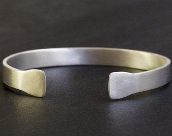 Men's Silver Bracelet, Mens Bracelet, Women's Bracelet, Silver Bracelet, Cuff Bracelet, Sterling Silver Bracelet, Mens Bangle, Silver Bangle