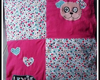 Personalized pillowcase, pattern choice
