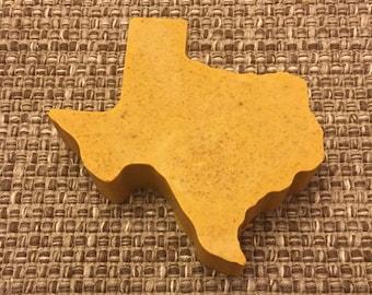 Burnt Orange Texas Soap