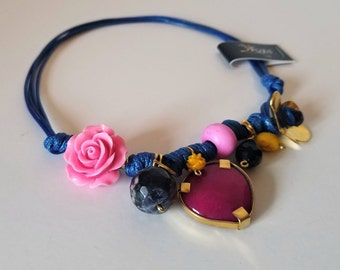Necklace with beautiful colors