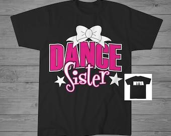 Favorite Dance sister shirt | Etsy TV34