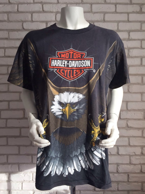 Extremely rare 1996 vintage Harley Davidson T Shirt