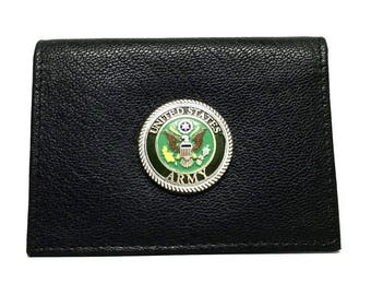 Army Business Card Case – Color