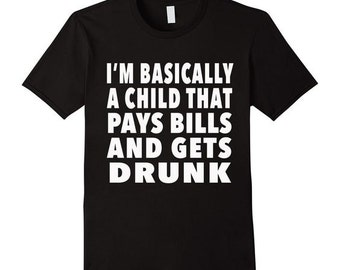 Basically A Child T-shirt