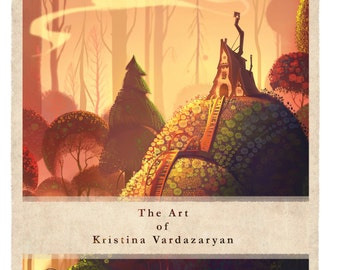 The Art Of Kristina Vardazaryan 2014