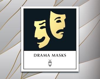 Symbol: Drama Masks