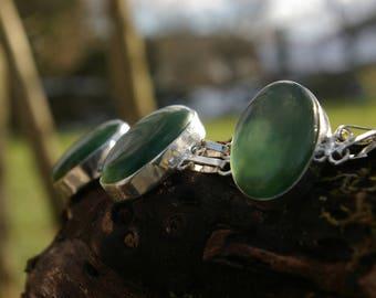 Nephrite jade bracelet jade bracelet