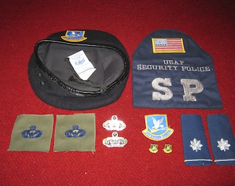 USAF Security Lot 2006 U.S. Air Base Washington, D.C. Defensor Fortis Lt. Colonel Ranking