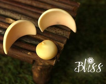 Bliss---Bear Set Accessories (for Bjd Yo SD, MSD and SD size)