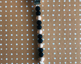 Pacifier Clips // Silicone