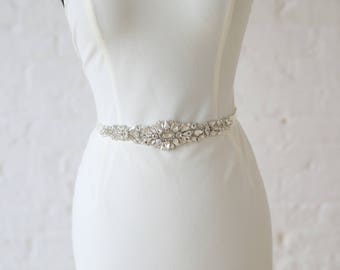 "Jaxie ""Mallory"" Bridal Belt"