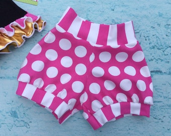 Princess Pink Bubble Shorts