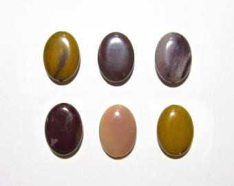 CLEARANCE - Your Choice - Mookaite Jasper Pendant - Natural Mookaite Pendant - Mookaite Jewelry - Sterling Silver Pendant - 14k Gold Charms