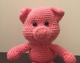 Cuddle piglet