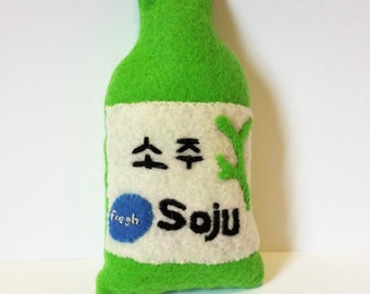 Soju Cat Toy