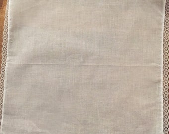 Lace handkerchief set of 12