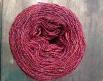 Garnet 2/24 SuperLamb Wool Thread