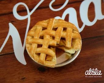 Apple Pie/Tart for BJD Dolls